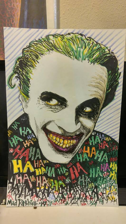 The man Who Laughs - The Joker by MadDashiell