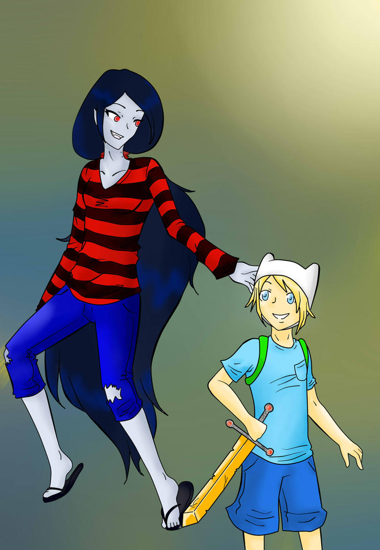 Finn and marceline dating fanfiction
