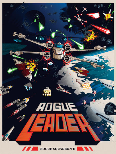 Star Wars: Rogue Leader