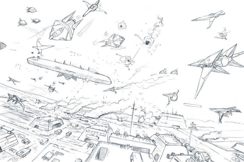 Katina Sketch by xxkuronoxx
