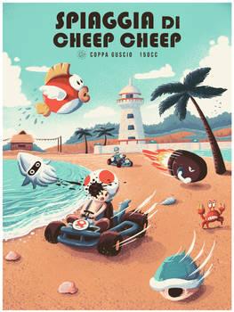 Spiaggia Di Cheep Cheep