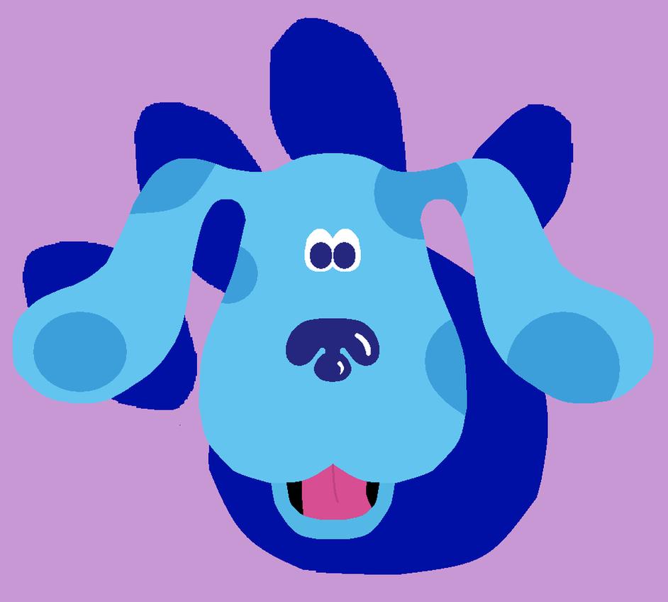 Blue is the Clue! by saffronpanther