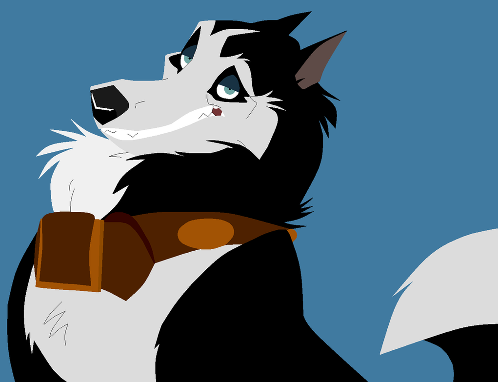 That Arrogant Malamute by saffronpanther