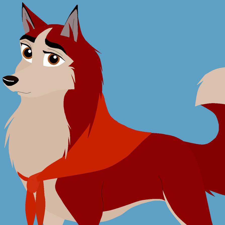 La Husky Bonita by saffronpanther