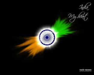 India - My Heart by Kirtan-3d