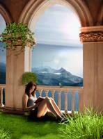 Novel of Fantasy by Kirtan-3d