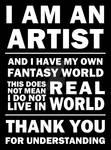 I'm an Artist 01