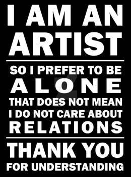 I'm an Artist 02