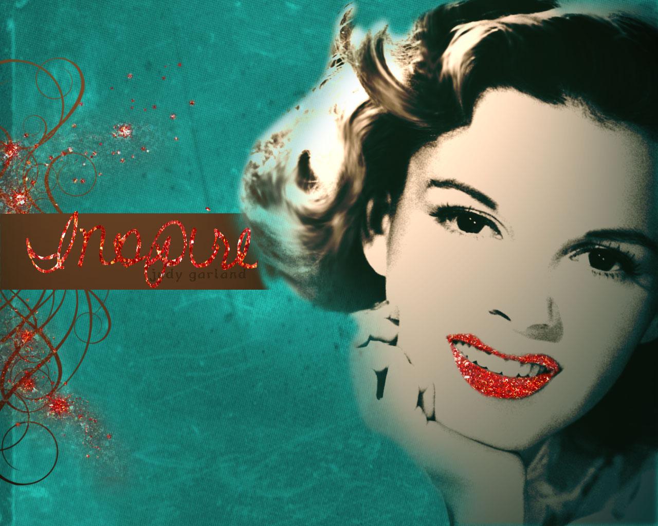 Judy Garland - Inspire by awrighton
