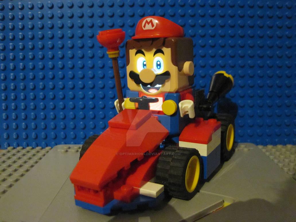 Lego Mario Kart
