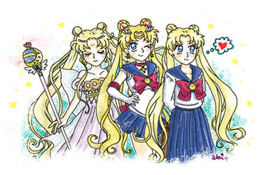 SailorMoon by Zaphky