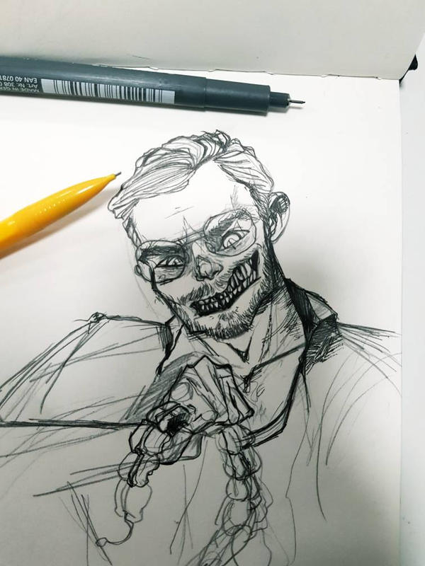 Dahmer by doc-earnhardt