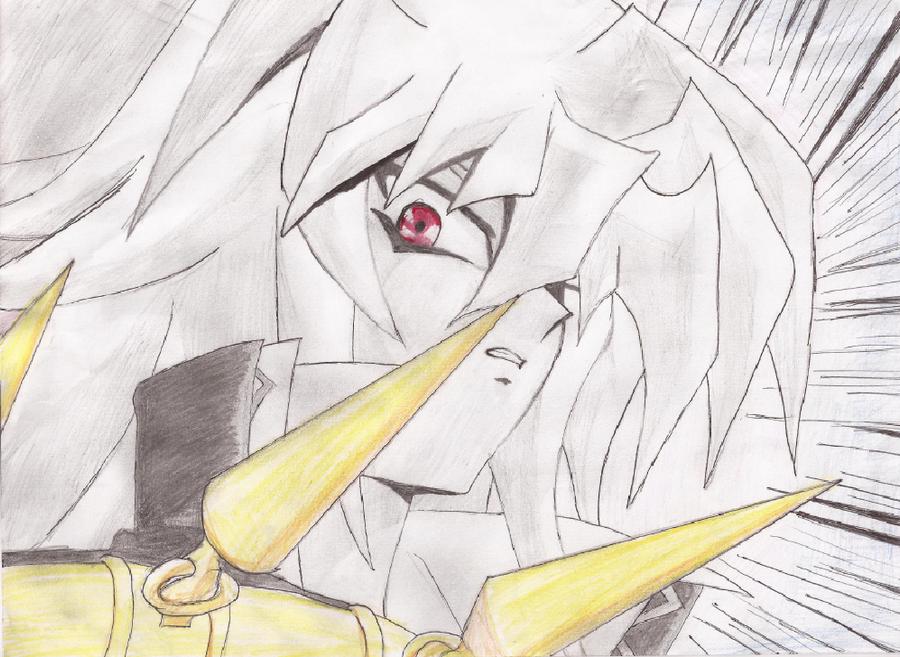 Evil Bakura by CookieRansacked