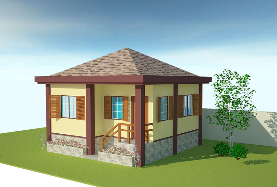 Low cost housing scheme by nimha on deviantart for Lampadari design low cost
