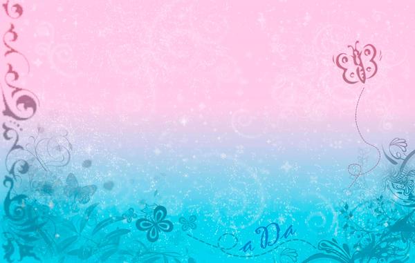 pink 'n' blue by nimha on deviantART