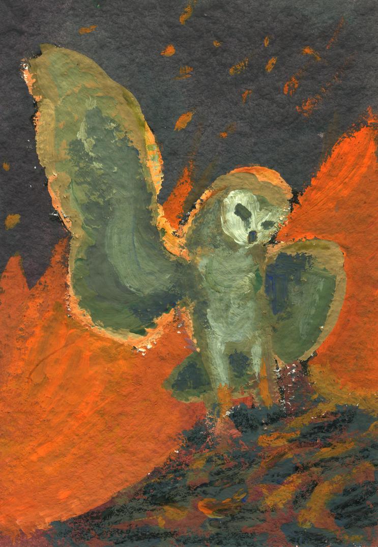Phoenix by TRPandadragon