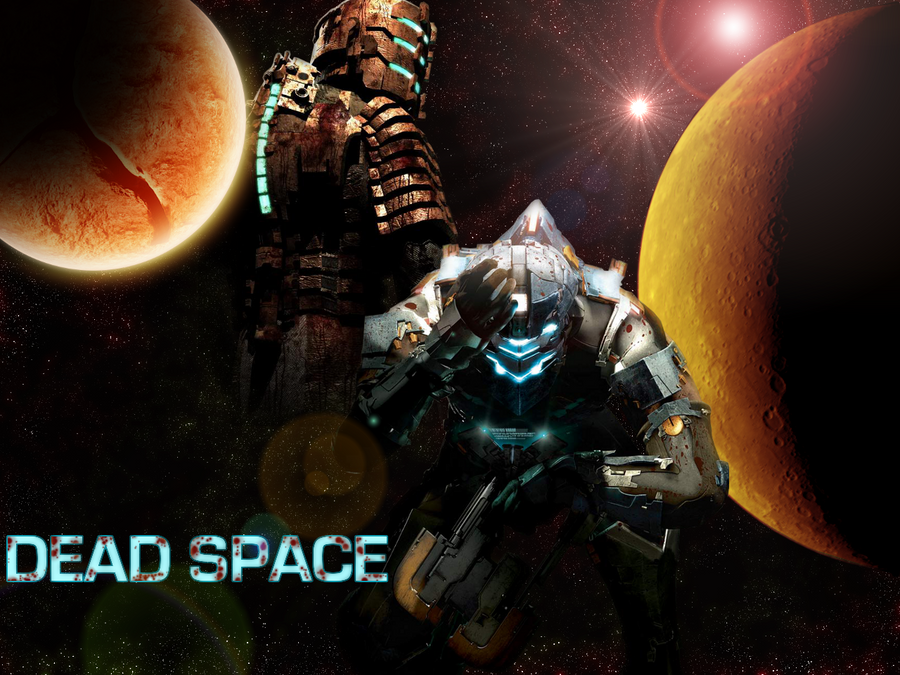 dead space wallpaper. dead space wallpaper 1080p.