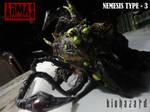 nemesis type 3 sculpture