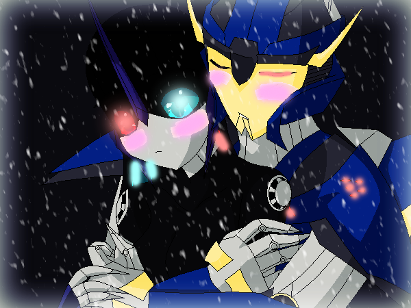 TFP-Starlight and Dreadwing by TFAfangirl14 on DeviantArt
