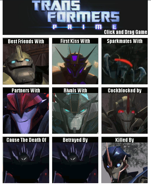 Transformers Prime Game-what the fuck?! XD by TFAfangirl14