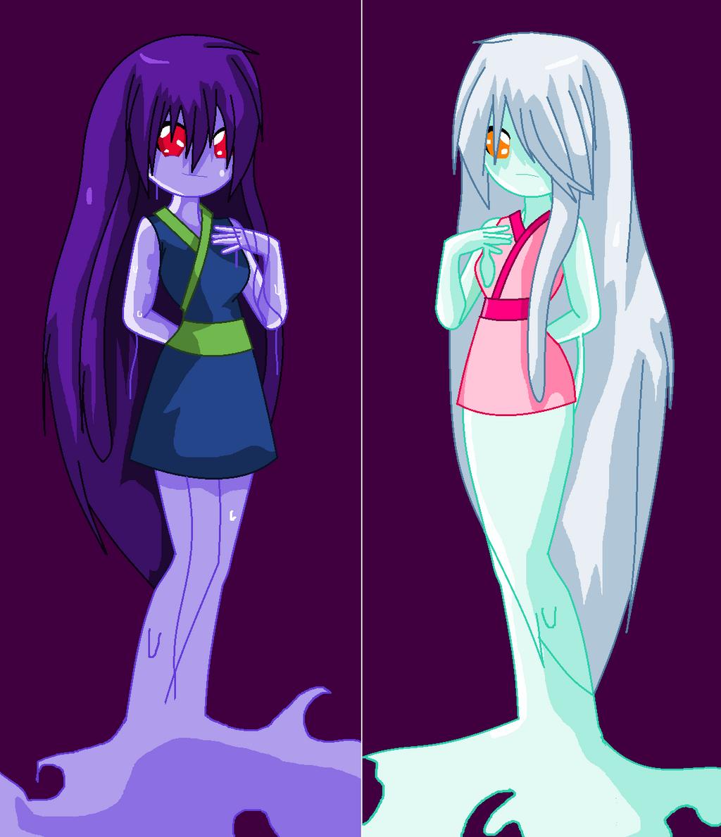 Slime Girls by TFAfangirl14