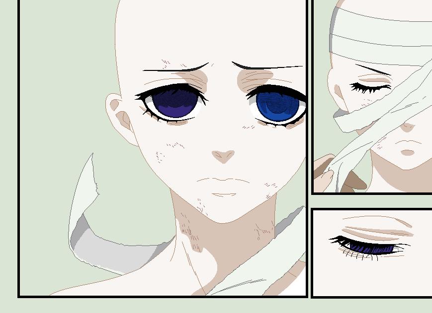 Anime Base 42 by ElementBases on DeviantArt  |Anime Sad Base