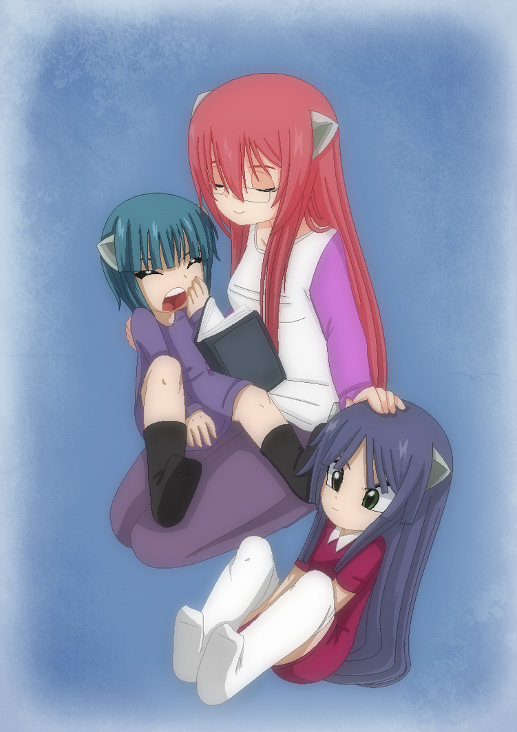 Elfen Lied- Bedtime Stories by TFAfangirl14