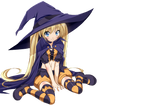 Anime Witch Render