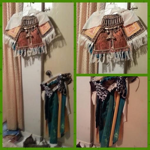 Opia Opita The Taina Assassin Costume by reinapantera
