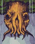 Skulltree Pixeled