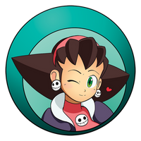 MML: Tron Bonne by Christina-LY