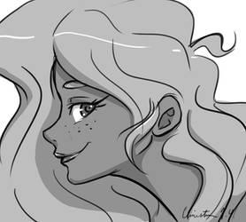 Sketch DaiLY 50 : Smirk