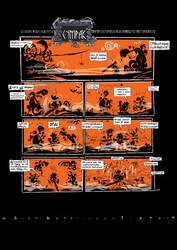 'Sumrak' page 01 by Bobbart