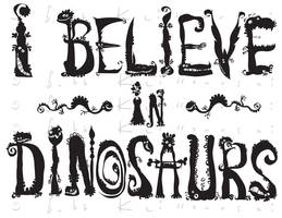 I believe in Dinos