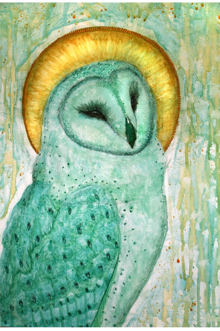 Saint Tito by RaraAvisInTerra