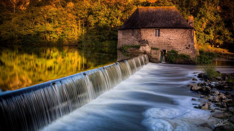 The mill of the Boel by David-Turmel