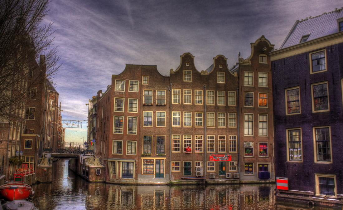 I can swim -Amsterdam- by longliveboy