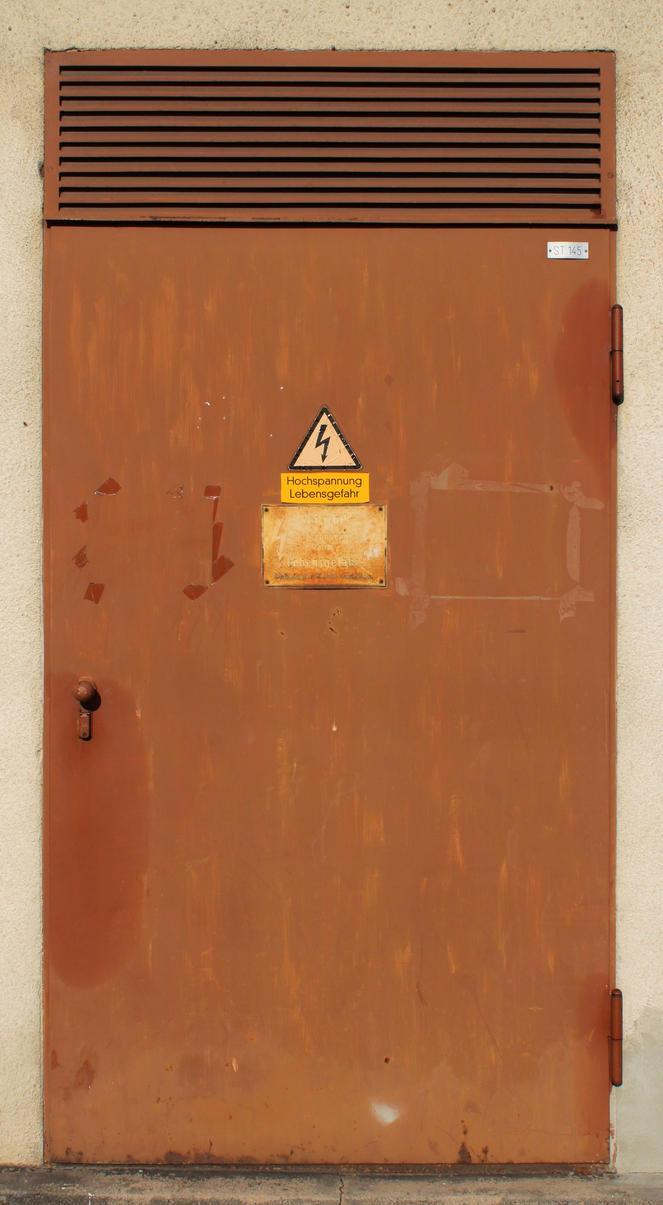 Metal Door Texture : Door texture by agf on deviantart