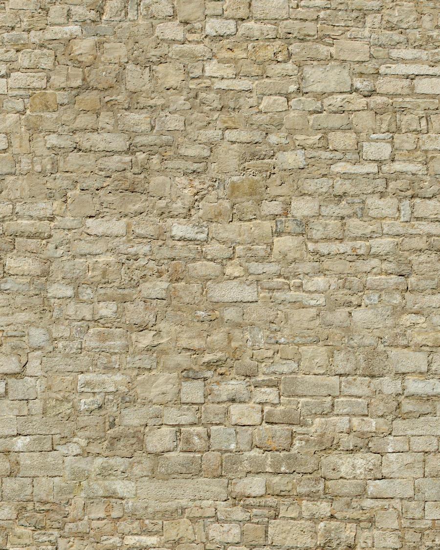 Stone Wall - Seamless