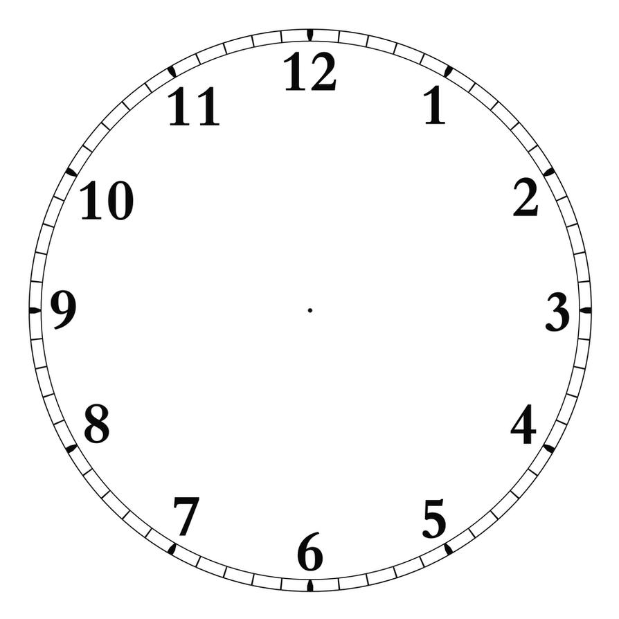 worksheet Clock Face clock face 3 by agf81 on deviantart agf81