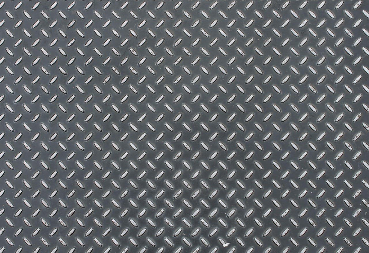 metal floor by ... Metal