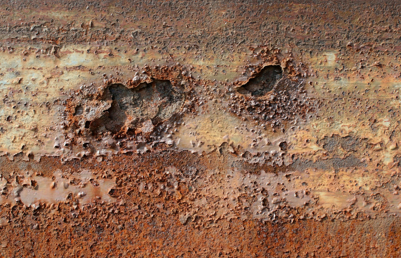 Rust Close-up 2