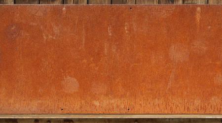 Rust Close-up - D671
