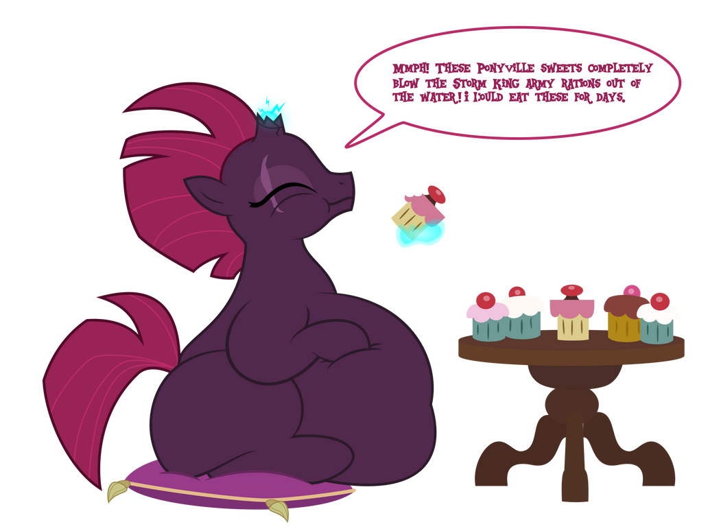 Snacks for a Captain by worstsousaphonehorse