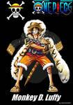 Monkey D. Luffy (Log)