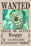 Buggy the Legend !
