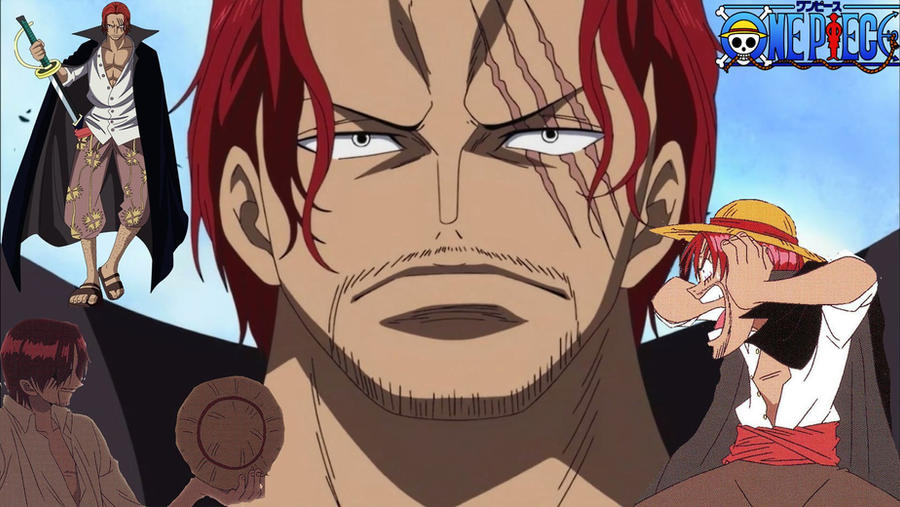 Akagami No Shanks Wallpaper By Sturmsoldat1 On Deviantart