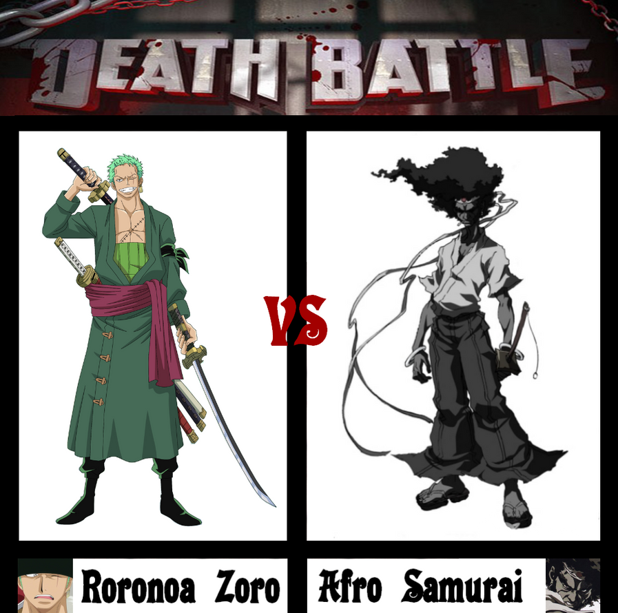 Death Battle #2 by sturmsoldat1