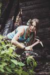 Tomb Raider 9 (2013) by OneMorePike