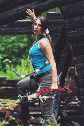 Tomb Raider Lara Croft ver 2